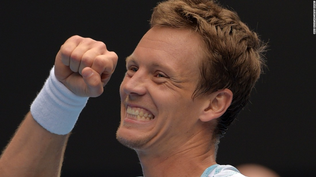 It began poorly, with the Spaniard losing to Tomas Berdych at the Australian Open. Berdych is a top-10 player but Nadal had beaten the Czech 17 straight times.
