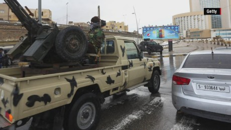 Expert: Power vacuum leading to violence in Libya