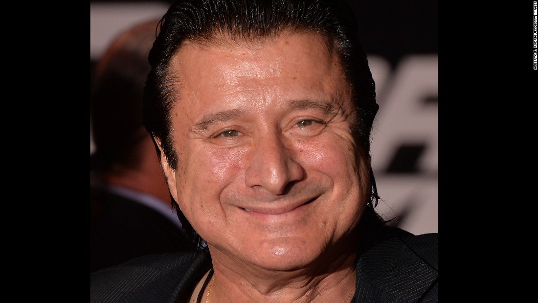 "Steve Perry, the Journey lead singer, had just issued his first solo album when ""We Are the World"" came out. He returned to Journey in 1996 for the album ""Trial by Fire"" as well as for a Hollywood Walk of Fame appearance in 2005. Perry, now in his 60s, survived a skin cancer scare in 2013 and has been a regular visitor to San Francisco Giants games during the team's World Series runs. Journey was inducted into the Rock and Roll Hall of Fame in 2017."