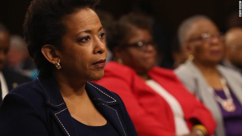 Loretta Lynch makes her case for Attorney General
