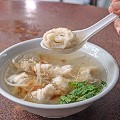 Tainan street food squid potage soup