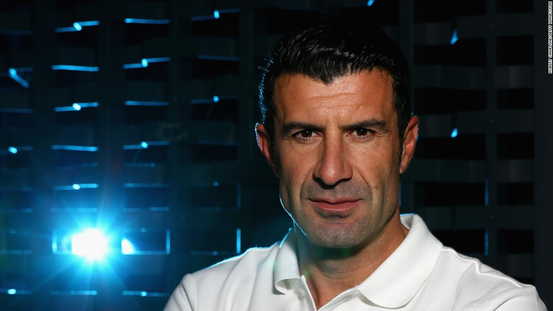 "Former Portugal captain Luis Figo <a href=""http://www.cnn.com/2015/05/22/football/luis-figo-sepp-blatter-fifa-president-news/"">pulled out of the running</a> for FIFA president before last week's vote. He hasn't yet said whether he'll re-enter the race now that the FIFA stalwart is stepping aside. After <a href=""http://www.cnn.com/2015/06/02/football/fifa-sepp-blatter-presidency-successor-election/index.html"">Tuesday's announcement</a> Figo said, ""Change is finally coming. Now we should, responsibly and calmly, find a consensual solution worldwide in order to start new era of dynamism, transparency and democracy in FIFA."""