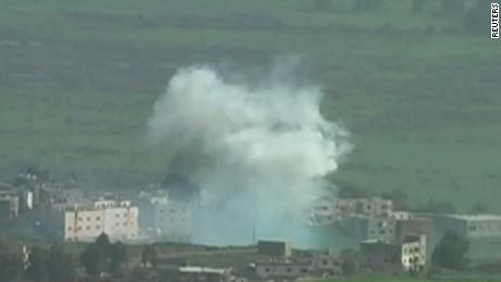 tsr dnt labott israel hezbollah brink of conflict_00001511