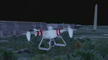 Lead pkg Acosta white house drone crash pilot _00002415