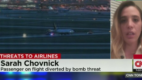 cnn tonight sarah flight diverted bomb threat_00003005