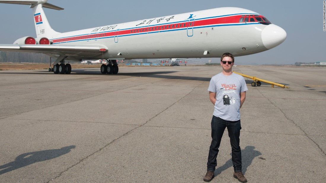 AirlineReporter.com correspondent Bernie Leighton has a thing for airplanes. He says he has flown on 50 different types of aircraft, including this Air Koryo airlines Ilyushin IL-62. Click through the gallery for more North Korean airline photos.