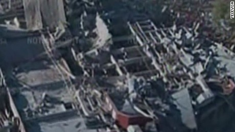 vo nr mexico maternity hospital explosion televisa_00004718