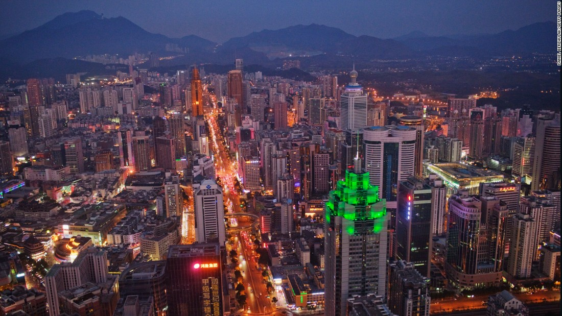 <strong>11. Shenzhen, China: </strong>In the 1980s it was just a small town in southern China. Today Shenzhen is an economic powerhouse that welcomed 11.42 million international tourist arrivals in 2015.