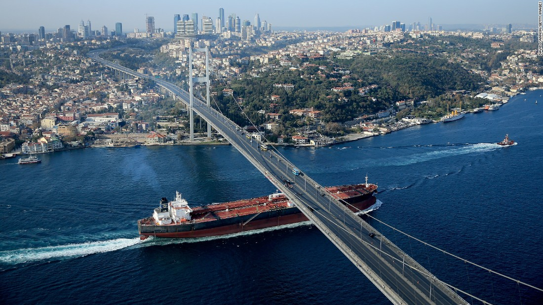 <strong>8. Istanbul, Turkey:</strong> Better known globally than Antalya, Istanbul welcomed 12.41 million international visitors in 2015.