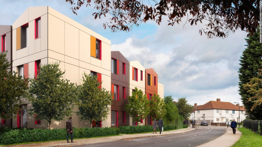 Rogers Stirk Harbour + Partners have been nominated in Housing for their Y:Cube project in London, England. The ambitious scheme, carried out in conjunction with the YMCA, looks to provide disadvantaged young people in the UK capital with attractive, affordable properties.