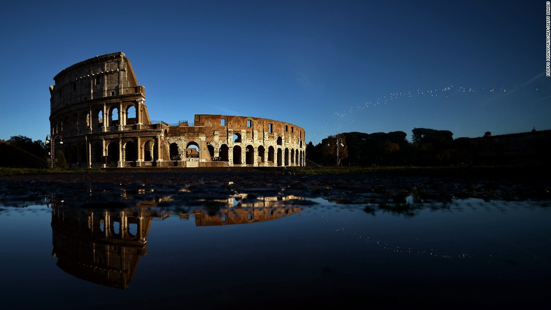 Perennial European crowd-pleaser Rome ranked 14th, with 8.78 million international arrivals.
