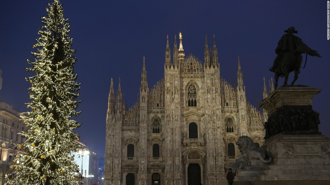 <strong>23. Milan, Italy:</strong> Milan had a good year in 2015, welcoming 6.68 million visitors -- an increase of 17.9%.