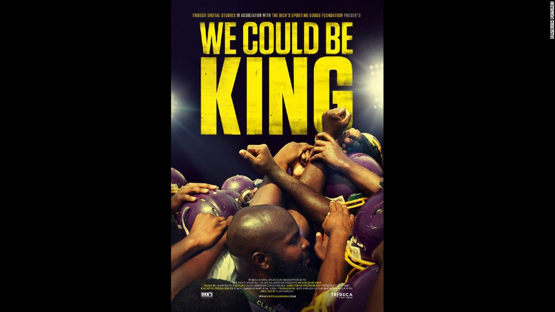 "<strong>""We Could Be King"" (2014)</strong>: This inspiring documentary focuses on the merging of rival Germantown and Martin Luther King high schools in Philadelphia. <strong>(Netflix) </strong>"