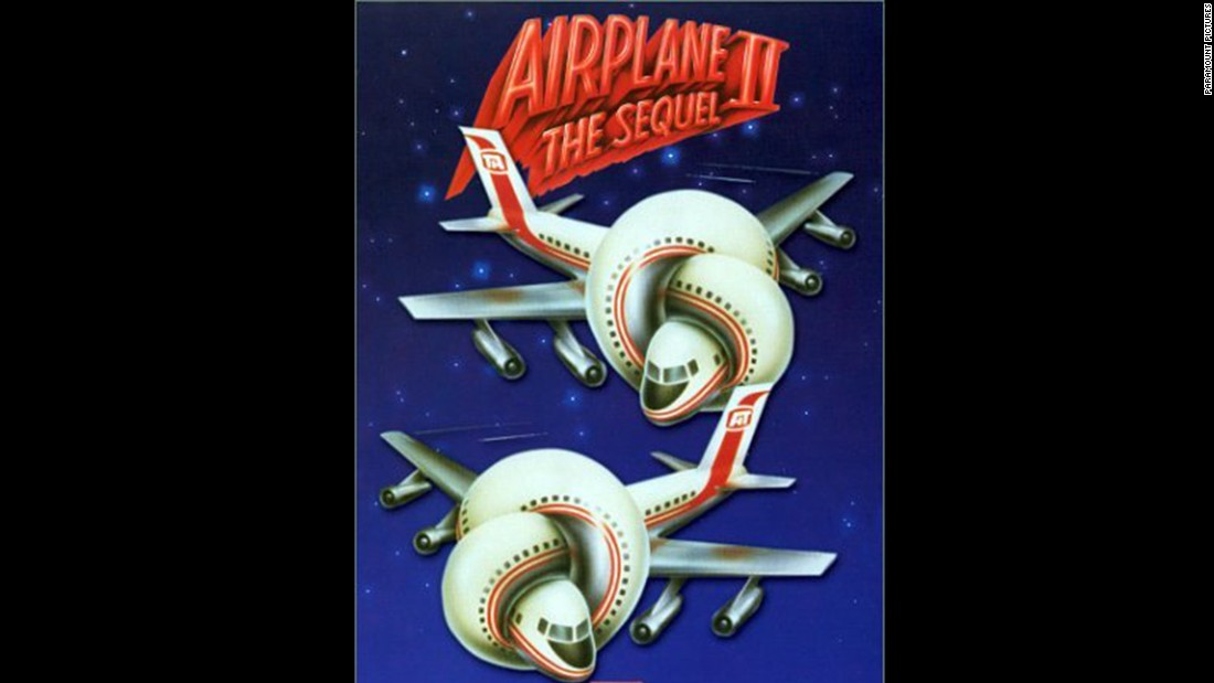 "<strong>""Airplane II: The Sequel"" ( 1982)</strong>: A lunar shuttle and hijinx are central to the plot of this sequel to the 1980 comedy ""Airplane.""<strong> (Amazon Prime)</strong>"
