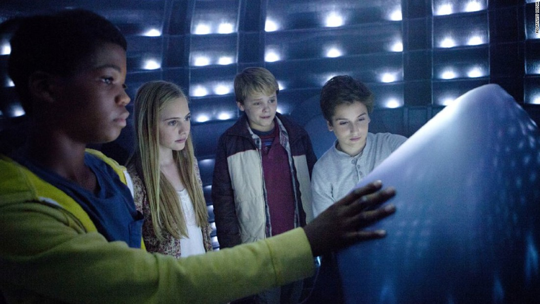 "<strong>""Earth to Echo"" (2014)</strong>: A group of young teens embark on an adventure to help an alien in this sci-fi. <strong>(Netflix) </strong>"