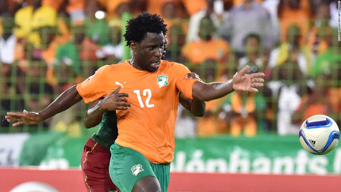 <strong>Wilfried Bony, Ivory Coast:  </strong>The forward played a key role in Les Éléphants' triumph in the 2015 Africa Cup of Nations, with two headers in a quarterfinal win over Algeria. With the international retirement of Yaya Toure, the 28-year-old Manchester City striker -- on loan to Stoke City -- assumes the role of team leader for the tournament's favorite.