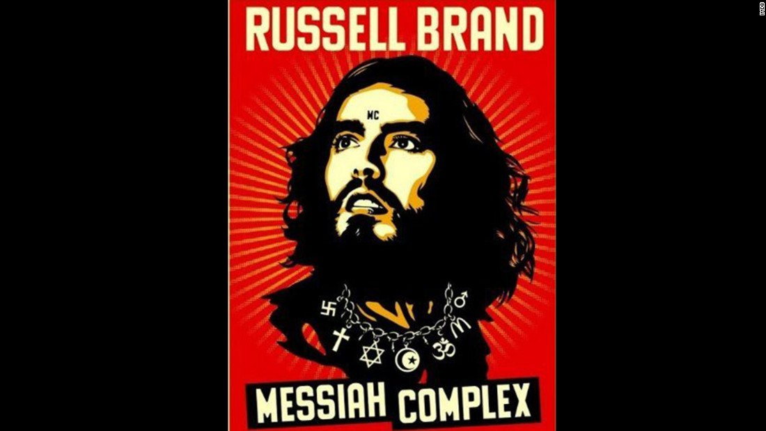 "<strong>""Russell Brand: Messiah Complex"" (</strong>2013): The irreverent actor and comic takes to the stage for a stand-up performance filmed live at London's hstoric Hammersmith Apollo. <strong>(Netflix) </strong>"
