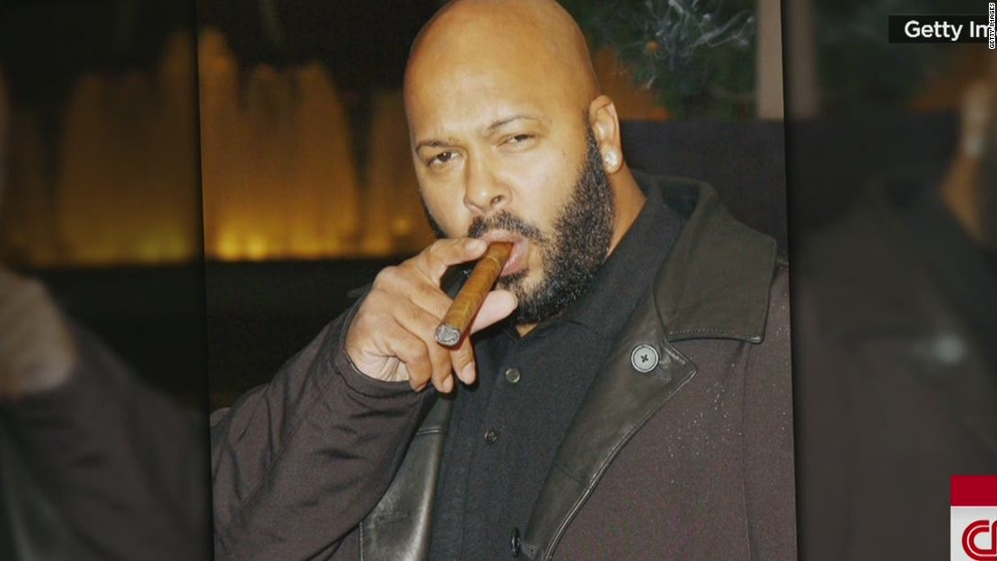"The former rap mogul is being held on $10 million bail in <a href=""http://www.cnn.com/2015/02/02/entertainment/suge-knight-hit-and-run/"" target=""_blank"">a hit-and-run murder case</a>.  He is accused of running over two men and killing one following an argument in early 2015.  Knight, who was out on bail at the time in a separate robbery case, is charged with one count of murder, one count of attempted murder, two counts of hit-and-run with an allegation that he committed a serious and violent felony while out on bail."