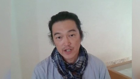 Friends remember Japanese journalist Kenji Goto