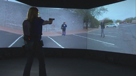 Why do police shoot to kill?