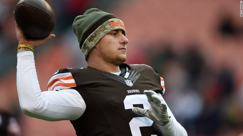 Johnny Manziel: What went wrong?