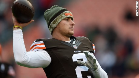 Johnny Manziel case sent to district attorney