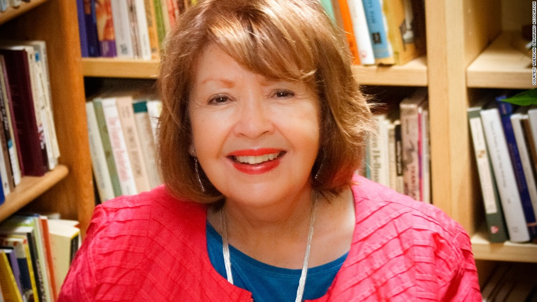 The 2016 Arbuthnot Lecture will be delivered by pioneering author and literacy advocate Pat Mora.