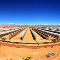 Morocco solar field Scenes from the field