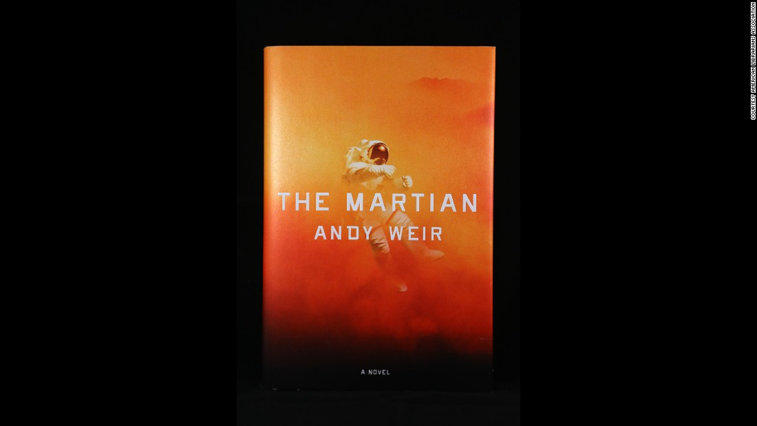 """The Martian,""  by Andy Weir."