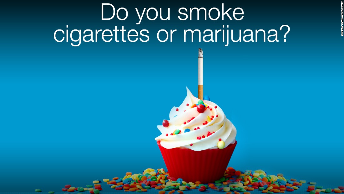 You never which parent might be smoking, and depending upon the U.S. state, what they might be smoking. It's worthwhile to check if your playdates are smoke-free.