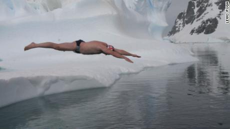 ct antarctica swimmer lewis pugh intv_00005029