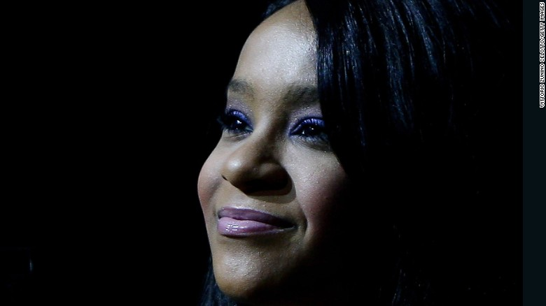 MILAN, ITALY - MAY 03: Whitney Houston daughter Bobbi Kristina attends the concert of Withney Houston held at Mediolanum Forum on May 3, 2010 in Milan, Italy.  (Photo by Vittorio Zunino Celotto/Getty Images)