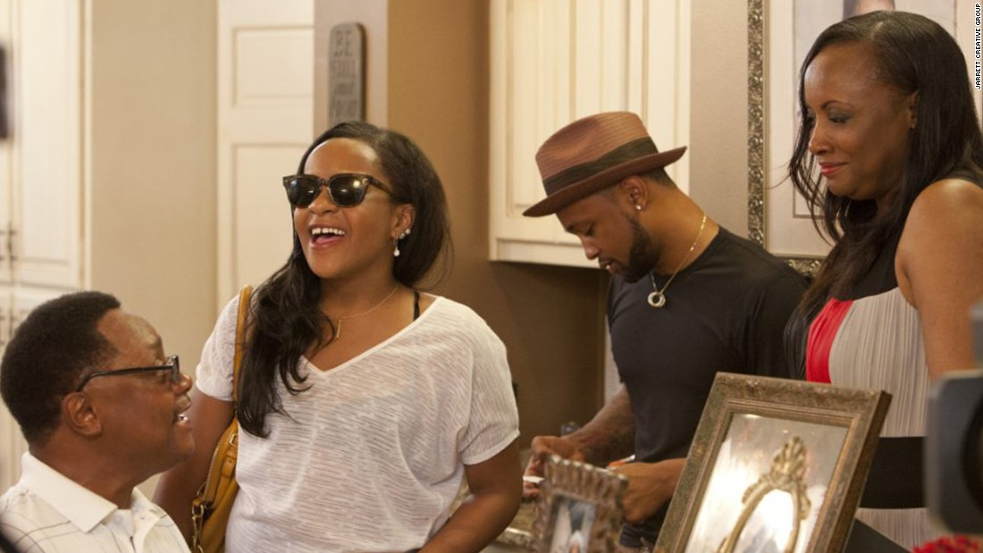 "Pat Houston and Bobbi Kristina were among the family members appearing in ""The Houstons: On Our Own,"" a reality show that aired on Lifetime in 2012."