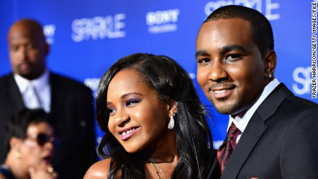 Nick Gordon accused of being violent to Bobbi Kristina