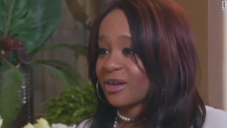 Whitney Houston's daughter fighting for her life