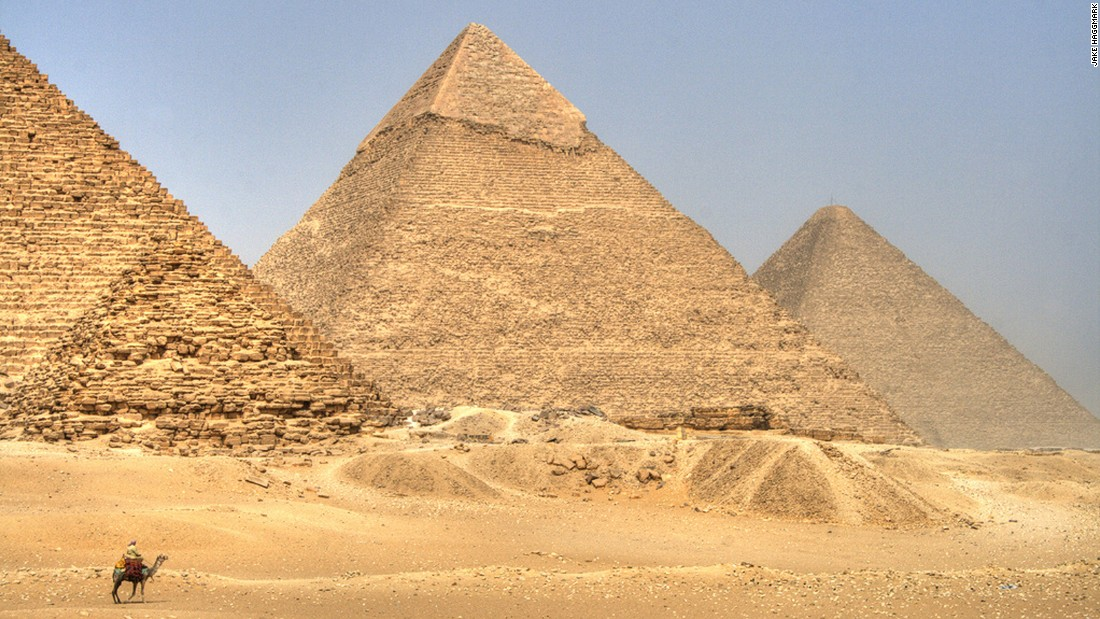 Comprising the Pyramid fields from Giza to Dahshur, including the majestic Great Sphinx, the Old Kingdom of Egypt was considered one of the seven wonders of the world in Hellenistic times.
