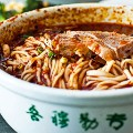 chinese food lanzhou hand pulled noodles