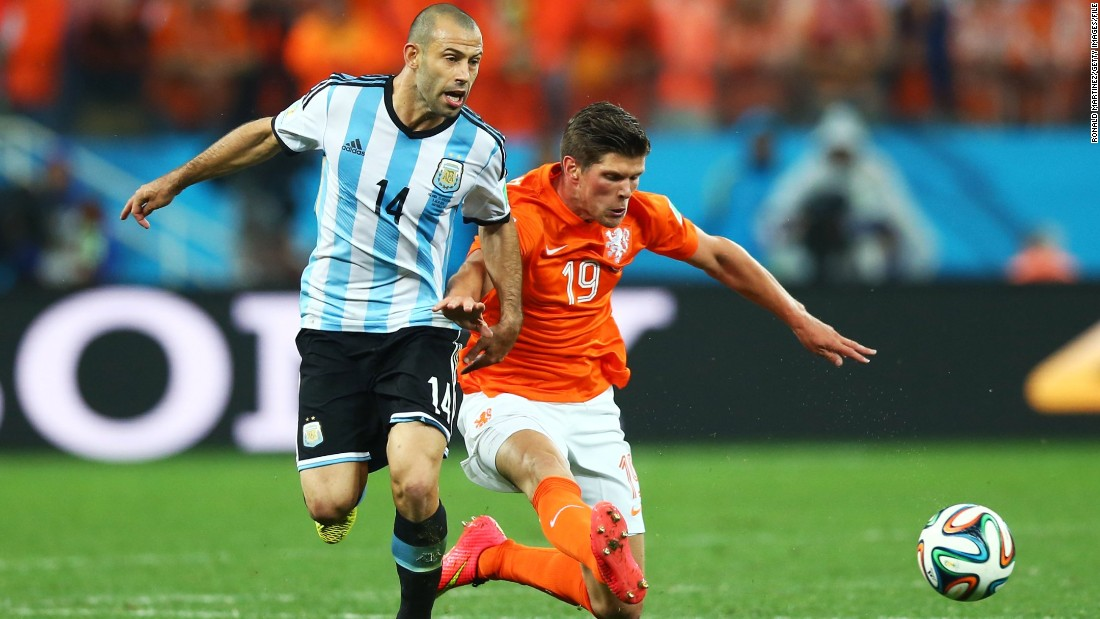 It sometimes feels as though nothing is out of bounds when discussing the physical and mental conditions of elite athletes. Argentine footballer Javier Mascherano (left) didn't bat an eyelid as he told reporters he'd torn his anus in a goal-saving stretch during last year's World Cup.
