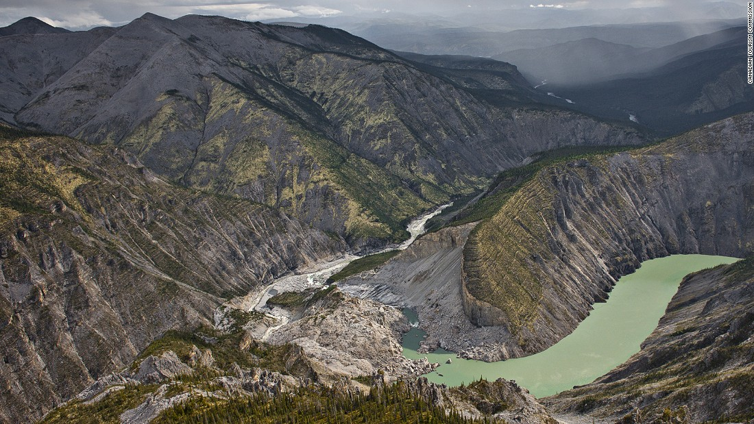 """Nahanni National Park in Canada (is) really amazing,"" says Arndt. ""It was one of the first 12 World Heritage Sites listed back in 1978, yet few people know about it. It's one of the greatest national parks in the world."""