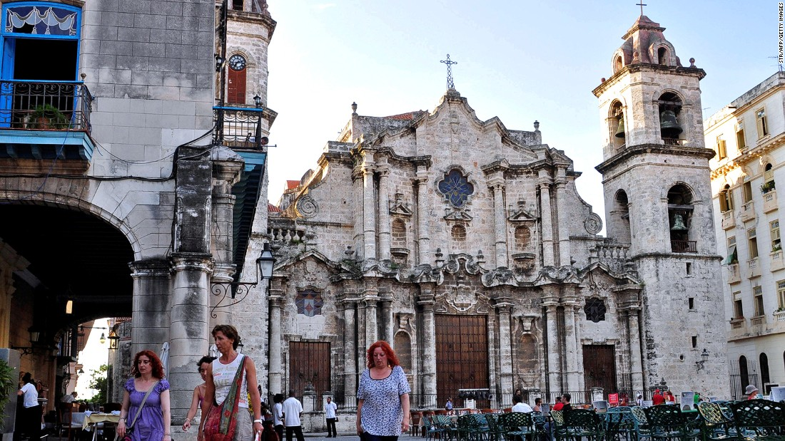 Old Havana maintains a pattern of early urban setting with its large plazas, each with its own architectural style. The mix of Baroque and neoclassical monuments are interspersed with time-worn private houses. With U.S. regulations in flux, Arndt says he hopes to visit Cuba soon.