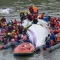 transasia plane crash taiwan 1