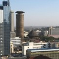 Nairobi Intelligent City Scene Highrise