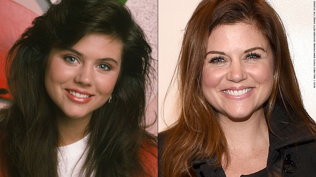 """After Kelly Kapowski and Zack tied the knot in 1994, Tiffani Thiessen dropped the """"Amber"""" from her name and went on to appear in """"Beverly Hills, 90210,"""" """"Fastlane"""" and """"White Collar."""" She did a <a href=""""http://www.funnyordie.com/videos/d082b452ae/tiffani-thiessen-is-busy"""" target=""""_blank"""">Funny or Die sketch</a> poking fun about why she doesn't have time for a """"Saved by the Bell"""" reunion."""