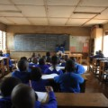 Nairobi pupils school Olympic