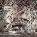 11. Angkor Bayon Bas-Relief