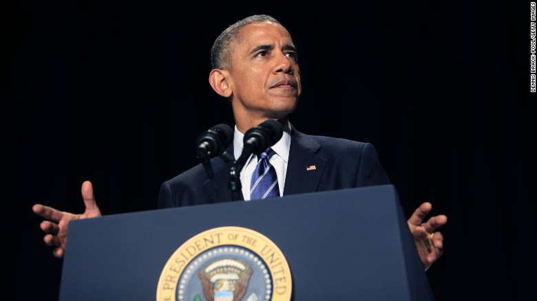 Obama seeks congressional approval in war against ISIS