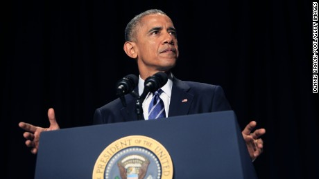 Obama invokes Crusades while discussing ISIS