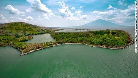 Largely untouched, Lake Nicaragua will change dramatically if the new Nicaragua Canal is completed.