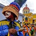 nicaragua granada festival