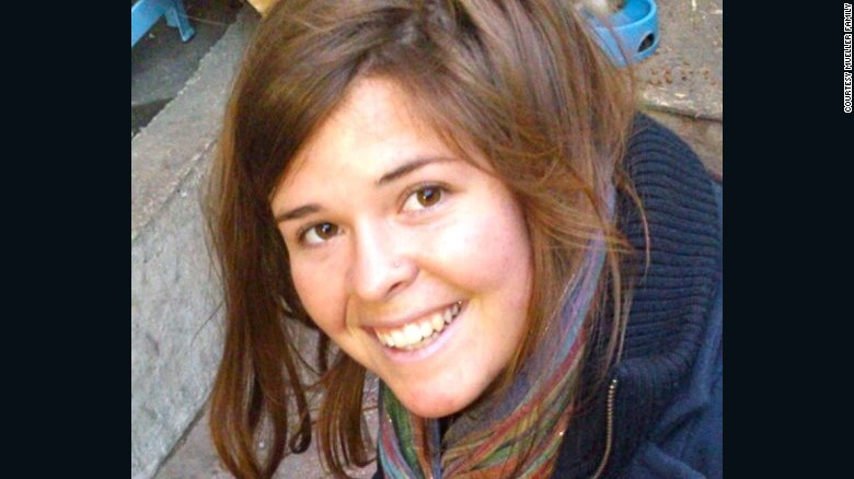 Childhood friend: Kayla Mueller 'was joy'